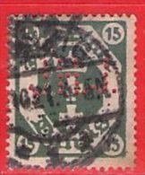 MiNr. 75 O Deutschland Freie Stadt Danzig - Danzig