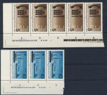 Lot DDR Michel No. 2770 , 2771 ** postfrisch DV Druckvermerk