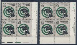 DDR Michel No. 3045 ** postfrisch DV Druckvermerk