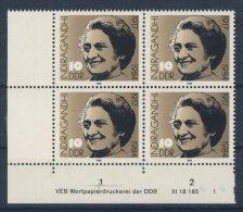DDR Michel No. 3056 ** postfrisch DV Druckvermerk