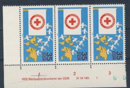 DDR Michel No. 3088 ** postfrisch DV Druckvermerk