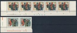 Lot DDR Michel No. 3178 , 3179 ** postfrisch DV Druckvermerk