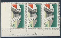 DDR Michel No. 3196 ** postfrisch DV Druckvermerk