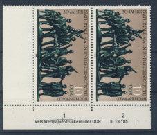 DDR Michel No. 3197 ** postfrisch DV Druckvermerk