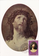 SAINTE LUCIE Carte Maximum - Ecce Homo - St.Lucie (1979-...)