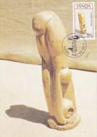 AFRIQUE SUD VENDA Carte Maximum - Iron Master - Venda