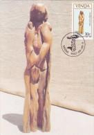 AFRIQUE SUD VENDA Carte Maximum - Obedience - Venda