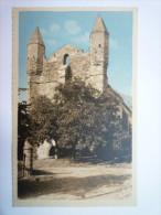CASTELNAU-RIVIERE-BASSE (Hautes-Pyr�n�es)  :  L'Eglise de Maz�res  XII� si�cle   XXX