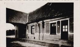 CPA Dép  62 Cauchy à La Tour Maison Natale Du Maréchal Pétain Vignette Au Verso Non Circulée - France