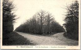 41 SAINT LEONARD - Forêt De Marchenoir, Carrefour D'Autainville - Otros Municipios