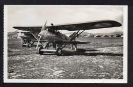 CPSM Pf . Avions De Chasse De L'aéronavale à Identifiés Sur La  L'ancienne Base De PALYVESTRE. - Matériel