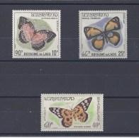 LAOS. Papillons  * * / * - Laos