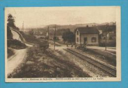 CPSM - Chemin De Fer Environs De Rolleville - NOTRE-DAME-DU-BEC 76 - France