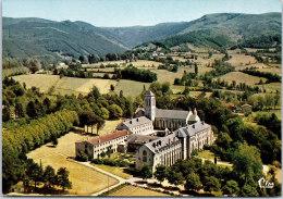 81 DOURGNE - Vue Aérienne De L'abbaye - Dourgne