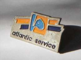 Atlantic Service - Pin's