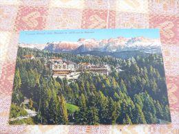 2 Grandi Alberghi  Della Mendola (m 1360) Con Le Dolomiti, Italy - Bolzano (Bozen)