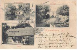 MÜHLEN EICHSEN Gadebusch - Z. B. Herrenhaus Schloß - 1907 - Allemagne