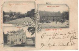 MÜHLEN EICHSEN Gadebusch - Z. B. Gasthaus Schön Belebt - Molkerei - 1906 - Allemagne
