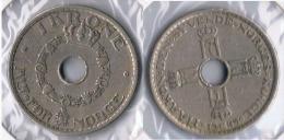 NORUEGA  KRONE CORONA 1949  Y - Noruega