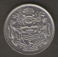 GUYANA 25 CENTS 1990 - Guyana