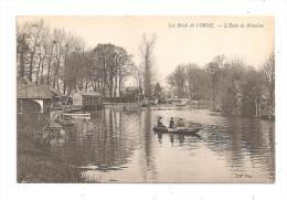 Les Bords De L'Orne-L'Ecole De Natation--(A.7911) - Caen