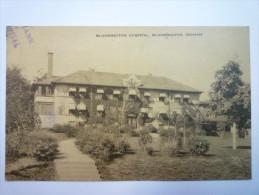 BLOOMINGTON  HOSPITAL  (Indiana) - Bloomington