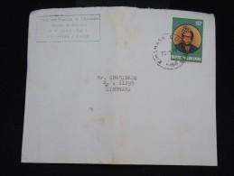 ZAIRE - Enveloppe De Kinshasa Pour Kinshasa En 1979 - Aff Plaisant - à Voir - Lot P9577 - Zaïre