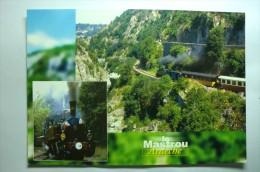 D 07 - Le Mastrou - Train - France