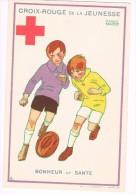 CROIX-ROUGE DE BELGIQUE - Croix-rouge De La Jeunesse, Bonheur Et Santé (n°5)  Maggie Salzedo - Etat Neuf!-  2 Scans - Croix-Rouge