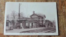 Balagny Saint Epin, La Gare (crack In Card)  --> Ne Pas écrit - Senlis