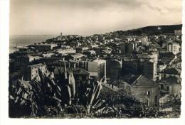 Cp , 20 , 20B , BASTIA , Vue Générale , écrite , Ed : La Cigogne - Bastia