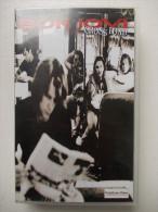 Cassette Vidéo VHS - BON JOVI - Cross Road - - Concert Et Musique