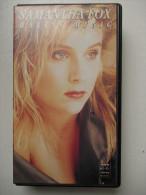 Cassette Vidéo VHS - SAMANTHA FOX - Making Music - - Concert Et Musique