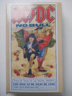 Cassette Vidéo VHS - AC DC - No Bull 1996 - - Concert Et Musique