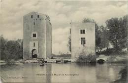 - Ref - J 427 - Herault - Paulhan - Le Moulin De Rocmangarde - Moulin A Eau - Moulins A Eau - - Paulhan