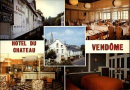 41 - VENDOME - Carte Pub Hotel - Multi Vues - Vendome
