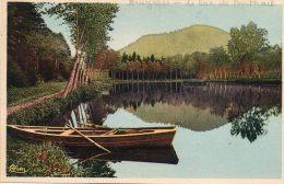 CPA - BRUYERES (88) - Aspect Du Lac De Pointhaie En 1952 - Bruyeres