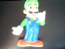 Figurine Mario Bros, Nintendo,1994 - Jeux Vidéo