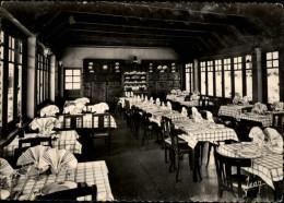 29 - HUELGOAT - Carte Pub Restaurant - Auberge De La Truite - Huelgoat