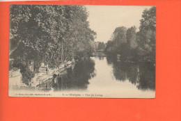 78 MONTIGNY : Vue Du Loing (3 Lignes Au Dos) - Montigny Le Bretonneux