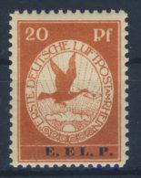 Deutsches Reich Michel No. VI ** postfrisch