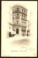 MOSTAGANEM Le Grand Hôtel (Geiser) Algérie - Mostaganem
