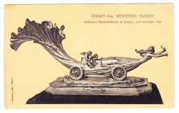 AK Motiv Auto - Coppa Cav. Vincenzo Florio - Ungebraucht - Cartes Postales