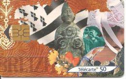 CARTE-PUCE-PUBLIC-F 1162-50U-GEM2-07/01-REGIONALE-BRETAGNE 1-90000Ex-UTILISE-TBE - 2001