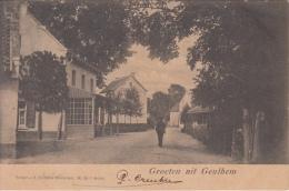 Geulhem   Groeten Uit Geulhem  Valkenburg    Nr 4110 - Valkenburg