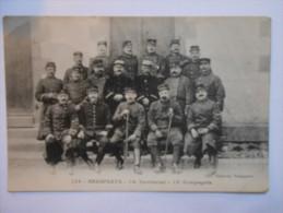 754 BRASPARTS 14e Territorial 15e Compagnie Collection Joncour Brasparts - Andere Gemeenten