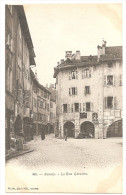 Haute Savoie - 74 - Annecy La Rue Grenette - Annecy