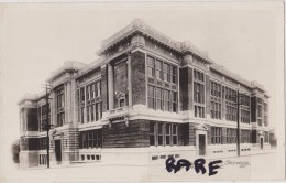 ETATS UNIS D´amérique,united States,USA,OREGON,PORTLAND,1910,CARTE OLD,LINCOLN HIGH SCHOOL,CARTE PHOTO - Portland