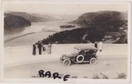 ETATS UNIS D´amérique,united States,USA,OREGON,COLUMBI A GORGE EN 1910,VOITURE,CAR,TACO,TACOT,carte Type Photo - Etats-Unis