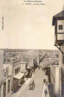 Maroc Illustré - Rabat - La Rue El Gza - Rabat